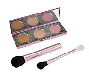 Mally Believable Bronzer Compact with Brushes - A235100