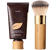 A216501 - tarte Amazonian Clay Full-Coverage Foundation SPF15 w/Brush