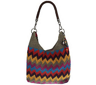 The Sak Bennett Crochet Hobo Bag