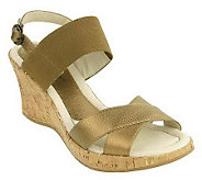 David Tate Oasis Wedge Sandals - A324708