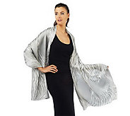 Luxe Rachel Zoe Light Weight Zebra Wrap - A222509