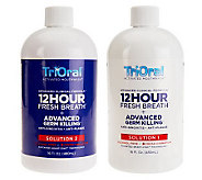 TriOral 12-Hour Mouth Wash Advanced ClinicalFormula Auto-Delivery - A223812