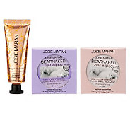Josie Maran Argan Bear Naked Nail Wipes & Hand Cream Duo - A228712