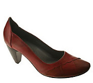 Spring Step Style Mirth Leather Pumps - A242112