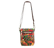 Sakroots Artist Circle Small Flap Messenger Bag - A322616