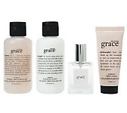 philosophy state of grace 4-piece fragrance discovery set - A217521