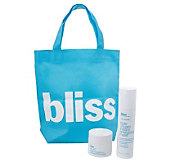 bliss Triple Oxygen C Energizing Face Mask and Face Cream - A221221