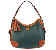 Dooney & Bourke Dillen Leather Side Pocket Hobo - A229322