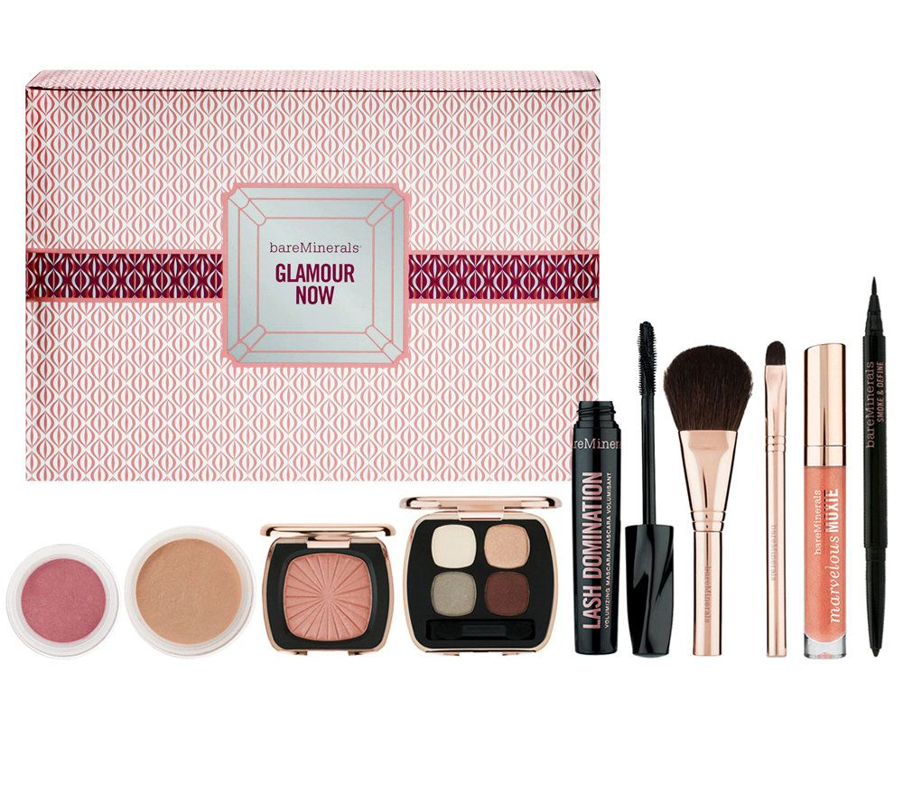 bareMinerals Glamour Now 9-piece Holiday Collection