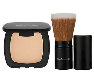 bareMinerals Ready Hydrating Touch Up Veil with Feather Light Brush