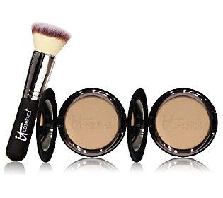 IT Cosmetics Super-Size Celebration Foundation with Brush
