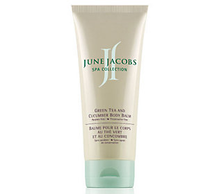 June Jacobs Green Tea and Cucumber Body Balm, 6.7 oz