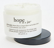 philosophy super-size hope in a jar moisturizer 8 oz. - A34832