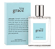 philosophy living grace 4 oz. spray fragrance - A226933