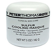 Peter Thomas Roth Sulfur Cooling Masque - A150336