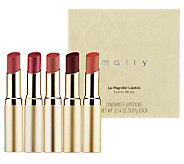 Mally 5-pc Lip Magnifier Lipstick Library - A228237