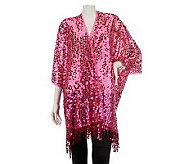 Kirks Folly Fairy Dance Sequin Robe - A224742