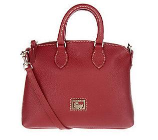 Dooney amp bourke dillen leather crossbody bag
