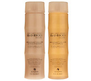 Alterna Bamboo Volume Shampoo & Conditioner, 8.5 fl. oz. - A226043