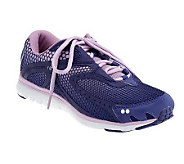 Ryka Equation Running Sneakers with Mesh Detail - A229144