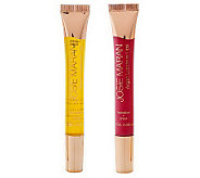 Josie Maran Argan Oil High Shine Lip Quench Gloss Duo - A229446