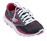 Skechers GOrun Ride Lace-Up Lightweight Mesh Sneakers - A232446