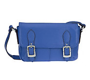 Tignanello Piega Leather East / West Crossbody with Organizer - A234151