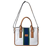 Etienne Aigner Leather Melinda Satchel w/ Convertible Strap - A222360
