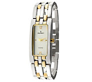 Peugeot Ladies Two-tone Bracelet Watch - A314764