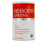 Re-Body Greens Nutrient-Rich Super Food Drink Mix - A224665