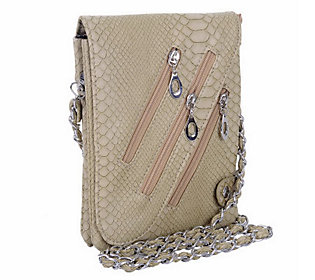 Mad Style Angled Messenger Crossbody