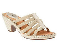 LifeStride Route Multi-Strap Espadrille Sandals - A220567