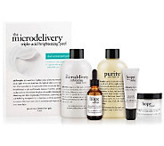 philosphy makeup optional & brighten skin care 6 pc. collection - A235069