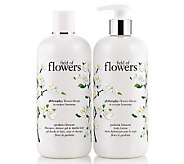 philosophy field offlowers gardenia gel & lotion duo, 16 oz. - A234870