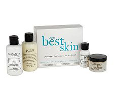 philosophy your best skin 3pc skincare classicscollection