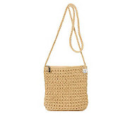 The Sak Classic Crochet Mini Crossbody Bag - A323976