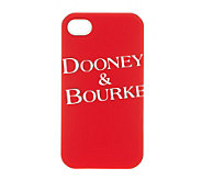 Dooney & Bourke iPhone Red Case - A231184
