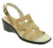David Tate Hug Wedge Sandals - A328584