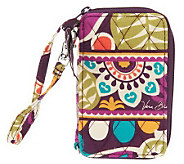 Vera Bradley Signature Print Carry It All Wristlet - A230792