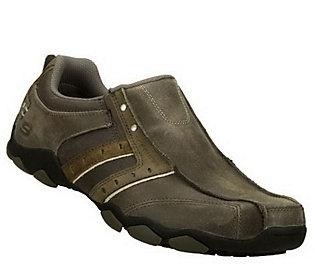 skechers mens diameter heisman shoes qvc
