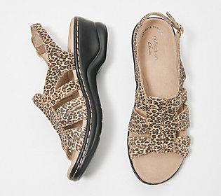 Aerosole Sandals Qvc Clarks Sandals Bendables