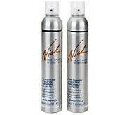 Nick Chavez Thirst Quencher Hydrating Hairspray Duo with Argan Oil - A225296