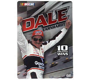 Dale Earnhardt 10 Greatest Wins DVD Box Set