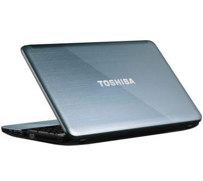 TOSHIBA Notebook 750GB, 8GB RAM Quad Core Prozessor 3 Jahre Garantie