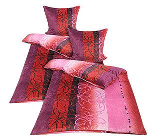 nickymood mikrofaser nicky bettw sche gerbera doppelbett 4tlg. Black Bedroom Furniture Sets. Home Design Ideas