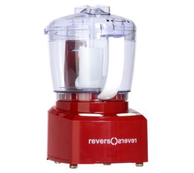 REVERSO Küchenmaschine mit Rechts- Linkslauf 9in1