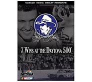 Richard Petty - 7 Wins at the Daytona 500 3-Disc DVD Set - E263805