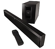 Bose CineMate1 SR Digital Home Theater Speaker System - E168306