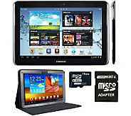 Samsung 10.1 32GB Galaxy Note Tablet Kit - E262109