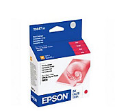 Epson T054720 Red UltraChrome Hi-Gloss Ink Cartridge - E207311